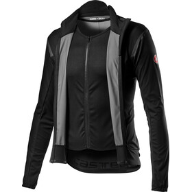 Castelli Alpha RoS 2 Veste légère Homme, light black